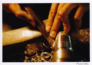 錫光、制作過程
