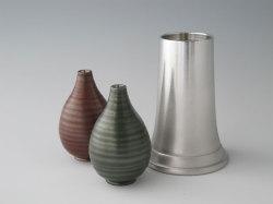 錫光、花器製品の比較