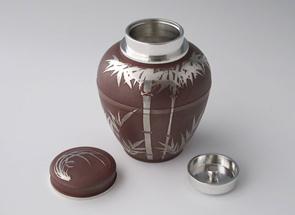 錫光,茶器,大八半壷